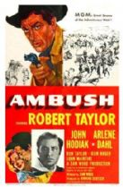 Ambush 1950 DVD - Robert Taylor / John Hodiak